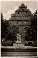 ! Alte Ansichtskarte Giessen, Neues Ehrenmal, Denkmal - Giessen