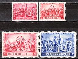 697/700**  Au Profit Des Sinistrés - MNH** - COB 3.95 - Vendu à 12.50% Du COB!!!! - Belgium