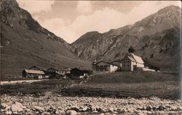 ! Alte Fotokarte, Stuben Am Arlberg, Vorarlberg, Kirche, Österreich, Alpen, Verlag J.Nipp, Lustenau - Stuben