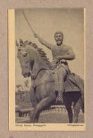 Statue Of Maharashrian Icon, Shivaji Maharaj At The Pratapgarh Fort, Mahabaleshwar, Maharashtra, India, Lot # IND 964 - India