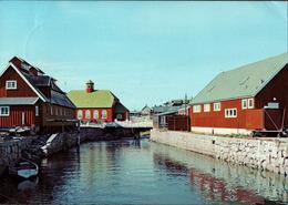! Modern Postcard, 1979 Julianehab, Kirke, Kirche, Church, Eglise, Grönland, Greenland - Groenlandia
