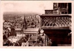 5LN 318.STRASBOURG - PLATEFORME DE LA CATHEDRALE - Strasbourg