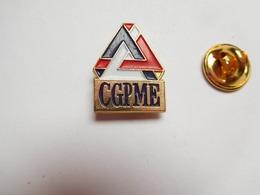 Beau Pin's , Administration  , CGPME , Confédération Générale Des Petites Et Moyennes Entreprises - Administrations