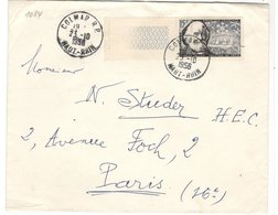 21819 - CHARLES TELLIER - Poststempel (Briefe)