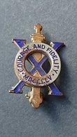 Insigne Du 10th Infantry Regiment US Army - Etats-Unis