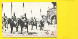 ANNAM Hué Cavaliers De La Garde Royale (Dieulefils) Viet-Nam - Vietnam