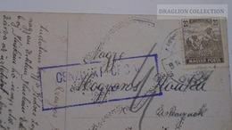 D167327 Austria Romania   Military Handstamp   Cenzura -Cenzurat   Nagyszalonta 1919 VI.6. -WWI Occupation - Sin Clasificación