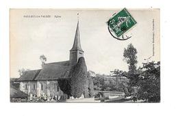 CPA  27 Bailleul La Vallée Eglise - Autres Communes