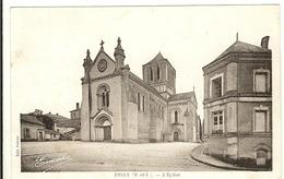 49 - BRION - L'église   149 - France