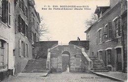 Boulogne-sur-Mer : Rue Du Puits D'Amour (Haute Ville) - Boulogne Sur Mer