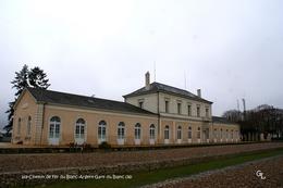 Chemin De Fer Du Blanc-Argent (36)- Gare Du Blanc- Abri Voyageurs (Edition à Tirage Limité) - Matériel