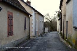 Buzançais (36)- Rue De La Filature (Edition à Tirage Limité) - France