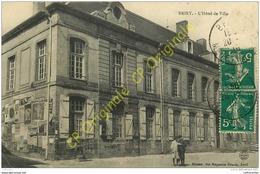54. BRIEY . Hotel De Ville . - Briey