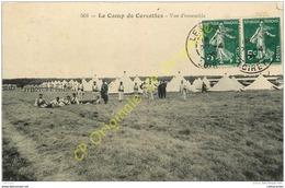 LE CAMP DE CERCOTTES . Vue D'ensemble . - France