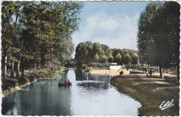 10. Pf. ROMILLY-SUR-SEINE. Le Canal Du Moulin. La Béchère. 9146 - Romilly-sur-Seine