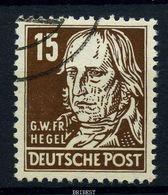 DDR 1952 Nr 331vaXII Gestempelt Plattenfehler II (88087) - DDR
