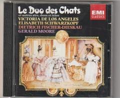 CD  LE DUO DES CHATS   Et Autre Airs  D Opéra    Etat: TTB Port 110 GR - Classique