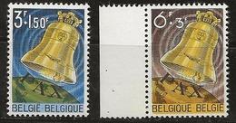 Belgique 1963 N° Y&T :   1241 Et 1242 ** - Ungebraucht