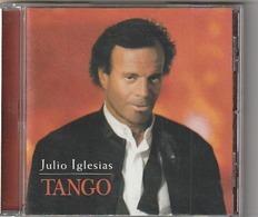 CD  Julio Iglesias  TANGO     Etat: TTB Port 110 GR - Musiques Du Monde
