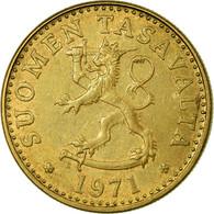 Monnaie, Finlande, 20 Pennia, 1971, TTB, Aluminum-Bronze, KM:47 - Finland