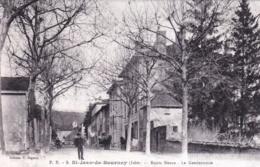 38 - Isere -  SAINT JEAN De BOURNAY -  Route Neuve - La Gendarmerie - Saint-Jean-de-Bournay