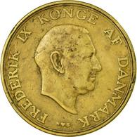 Monnaie, Danemark, Frederik IX, 2 Kroner, 1947, Copenhagen, TTB - Danemark