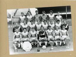 FOOTBALL  EVERTON FC   , Challenge Européen Addidas/france Football 1985 - Sporten