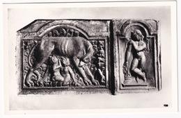 Maria Saal - Relief Aus Virunum, Darstellend Die Wölfin. Daneben Geflügeler Genius - Klagenfurt