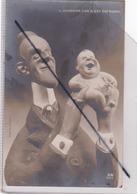 Maquette De Giris - Il Grandira Car Il Est Espagnol .Laurel Et Hardy - Men