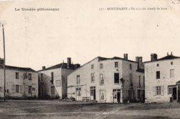 Mouchamps : Un Coin Du Champ De Foire - Francia