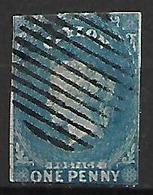 CEYLAN    -   1857 .  Y&T N° 1 Oblitéré . - Ceylan (...-1947)