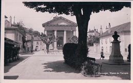 Genève Carouge, Place Du Temple (772) - GE Ginevra