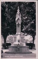 Genève Carouge, Place Du Temple, La Fontaine (773) - GE Ginevra
