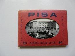 20 VEDUTE DELLA CITTA PISA - Autres