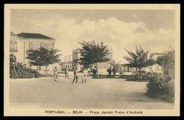 BEJA - Praça Jacinto Freire D'Andrade. ( Ed. Minerva Comercial)  Carte Postale - Beja