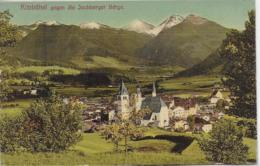 AK 0315  Kitzbühel Gegen Die Jochberger Berge - Verlag Ritzer Um 1907 - Kitzbühel
