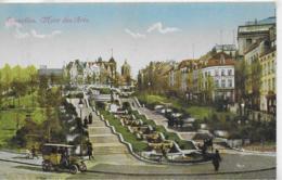 AK 0315  Bruxelles - Mont Des Arts Um 1910 - Parks, Gärten