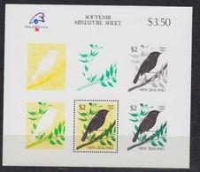 New Zealand 1989 Philexfrance M/s ** Mnh (44598) - Blokken & Velletjes