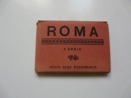 20 VERE FOTOGRAFIE ROMA - L SERIE - Autres