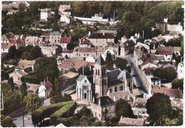 91. Gf. SOISY-SUR-SEINE. Vue Aérienne. 221-71 - Andere Gemeenten