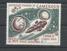 CAMARUN YVERT AEREO 98   MNH  ** - Camerún (1960-...)