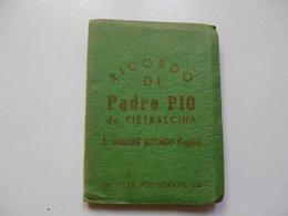 18 VERE FOTOGRAFIE - RICARDO DI PADRE PIO DA PIETRALCINA - Photographie