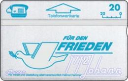 AUSTRIA Private: *Frieden* - SAMPLE [ANK P89] - Oesterreich