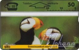 AUSTRIA Private: *Stotmeister - Vögel* - SAMPLE [ANK P110] - Autriche