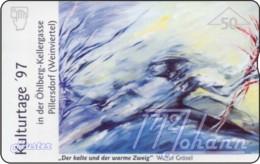 """TWK Österreich Privat: """"Kulturtage '97 - 50E"""" Gebr. - Oesterreich"""