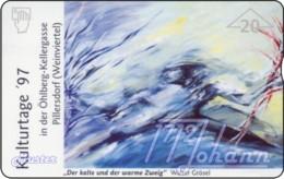 """TWK Österreich Privat: """"Kulturtage '97"""" Gebr. - Autriche"""
