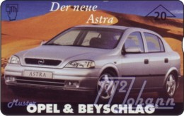 """TWK Österreich Privat: """"Opel & Beyschlag 2"""" Gebr. - Austria"""