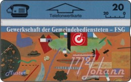 """TWK Österreich Privat: """"GdG-FSG 1 - 23"""" Gebr. - Autriche"""