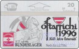 """TWK Österreich Privat: """"Österr. Pfadfinderbund"""" Gebr. - Autriche"""