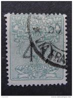 """ITALIA Regno Segnatasse-1924- """"Vaglia"""" C. 40 US° (descrizione) - 1900-44 Victor Emmanuel III."""
